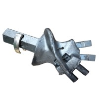 Hexagonal Auger Core Bit