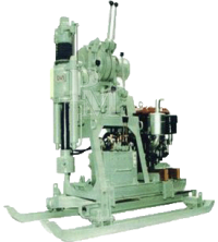 Boring Machine Model D90R & D45