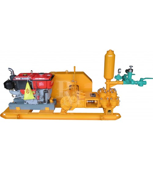 Single Piston & Hand Pump