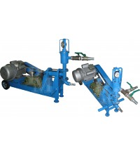 HPM - 8 Motorized Single Acting Piston Pump