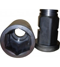 Hex Coupling Pin x Box
