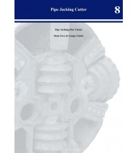 Pipe Jacking Cutter Catalog