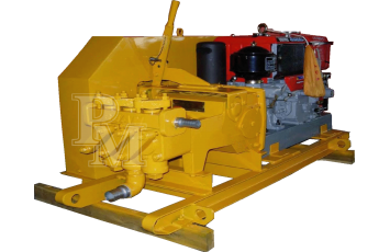Grouting & Batching System